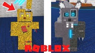 Animatronic World Awesome Update! ¡Trampa de chatarra, Lobo retorcido y más! Roblox Animatronic World