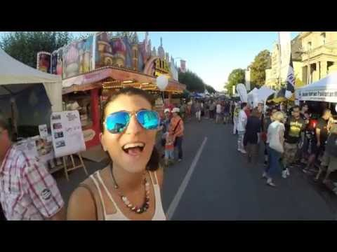 Travel Vlog - Frankfurt (Germany), 28.08.2016