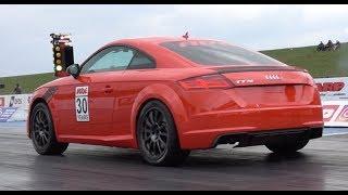 Audi TTRS - 734bhp - APR UK - 1/4 Mile 9.70 @ 144mph