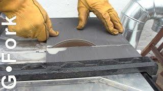 How To Cut Tile Easily - Diy Gardenfork.tv