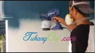 Tukang Cat - How We Do It @ Tukangcat.com