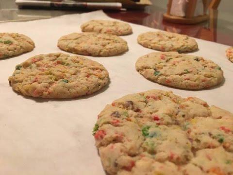 Milk & Cereal Cookie