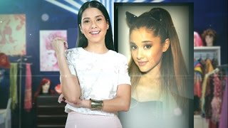YFSF: BREAK FREE - Ariana Grande by Maxene Magalona