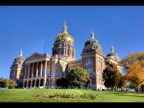 Top Tourist Attractions In State Iowa