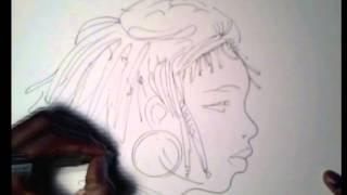 Urban Sketching - ANGOLA