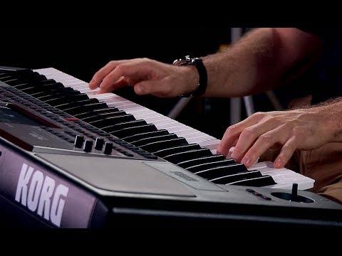Korg Pa700 Arranger Keyboard - All Playing, No Talking!