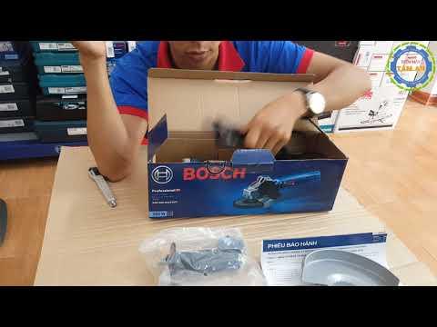 Review may mai goc bosch GWS 900 125
