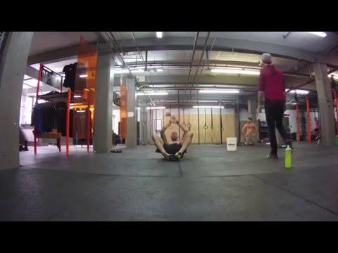 CrossFit WOD: Angie