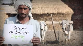 Oxfam India Trailwalker music video
