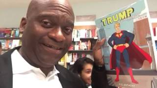 Donald Trump Superman Comic Book Is Scary