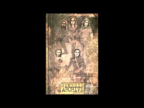 Genesis - The Archives #1 1967-75 (Complete Disc 4)