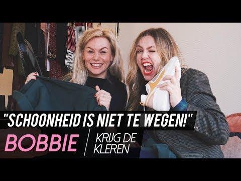 EDITH DOHMEN ziet geen verschil in KLEDINGMATEN / KRIJG DE KLEREN   Bobbie Bodt