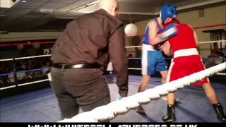 White Collar Heroes Boxing, CARLISLE FIGHT 10