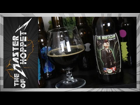 Amager / Barrier The Mortician | TMOH - Beer Review #2297