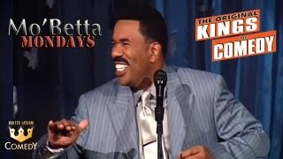 "Steve  Harvey ""Lenny Williams,That's Old Skool""  ""Kings of Comedy"""