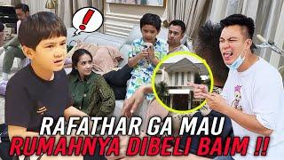 Download lagu KELAMAAN NUNGGU RUMAH GA JADI2, BAIM NAWAR RUMAHNYA RAFI ..