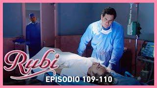 Rubí: Alejandro se culpa por la muerte de Héctor | Capítulo 109 y 110