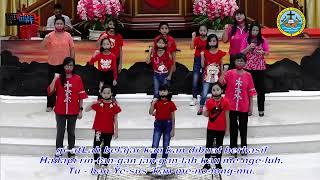 LIVE STREAMING ANAK SEKOLAH MINGGU SINODE GMIBM 07 JUNI 2020