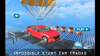 (Impossible Stunt Car Tracks) Level 2