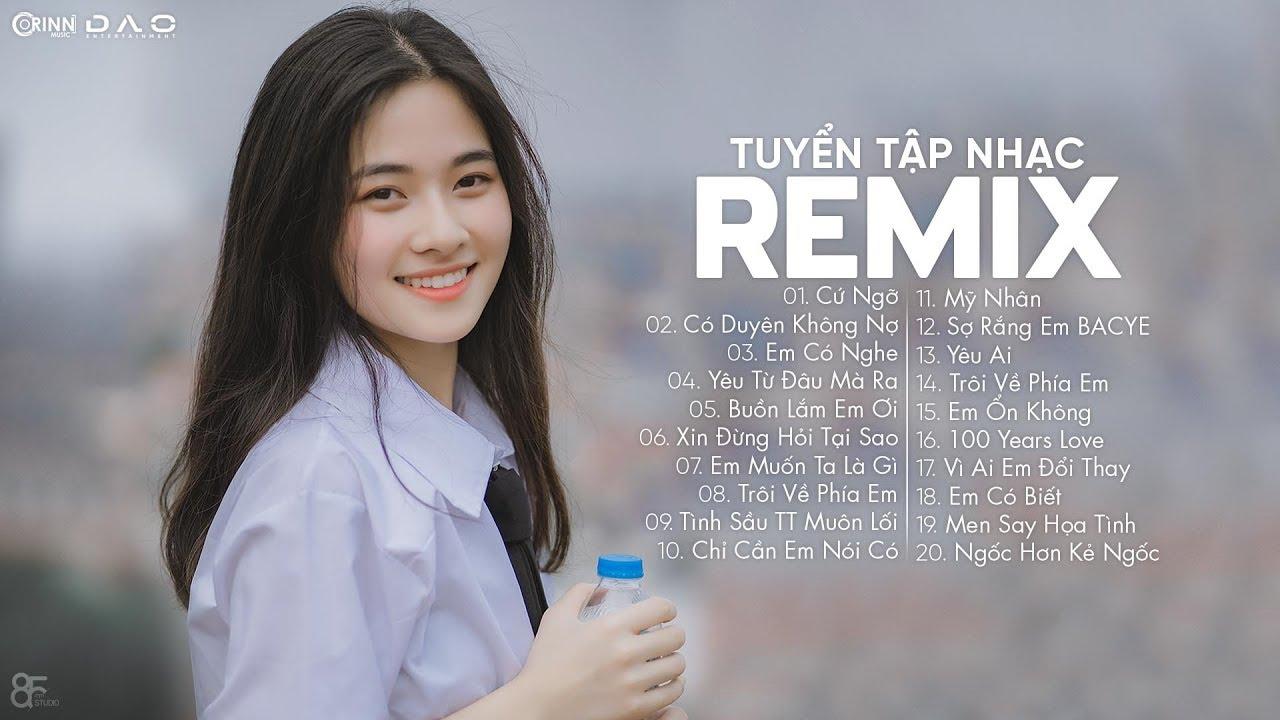 NHẠC TRẺ REMIX 2020 MỚI NHẤT HIỆN NAY – EDM Tik Tok Orinn Remix – lk nhạc trẻ remix gây nghiện 2020