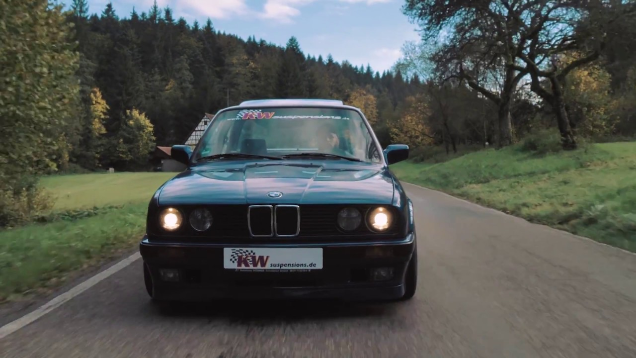kw classic suspension bmw e30 coilovers with spindles. Black Bedroom Furniture Sets. Home Design Ideas