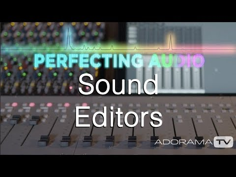 Sound Editors: Perfecting Audio