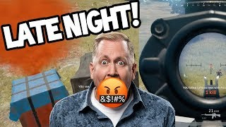 PUBG Mobile - Chicken Dinners All Night!