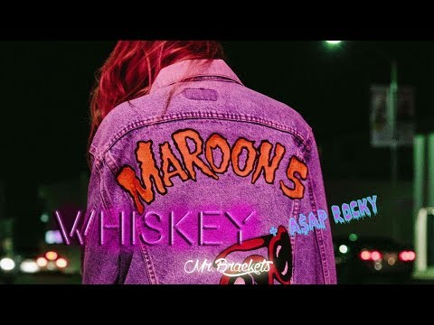 Maroon 5 - Whiskey (Mr. Brackets Remix)