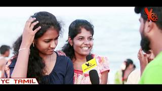 Lovers Parithabangal : Lovers Day Public Opinion | February 14 | Morattu single