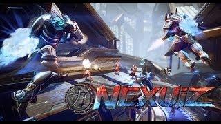 Nexuiz -  PC Gameplay