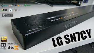 2020 LG Soundbar LG SN7CY with DOLBY ATMOS & DTS:X - Under £400 - Any Good?