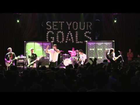 2011.02.21 Set Your Goals - Mutiny (Live in Chicago, IL)