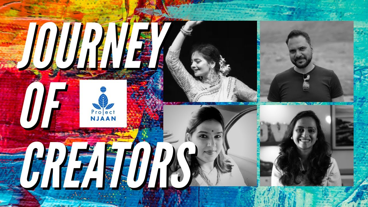 Journey of Creators | Tune in Tuesdays
