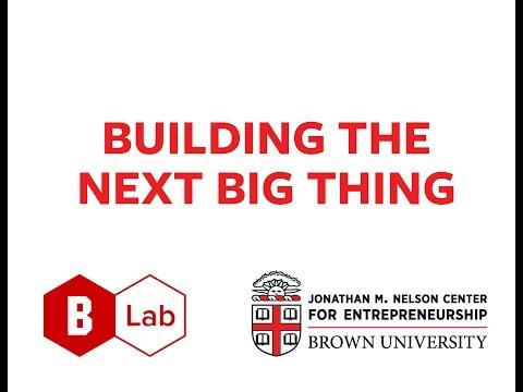 Breakthrough (B-Lab) Venture Showcase