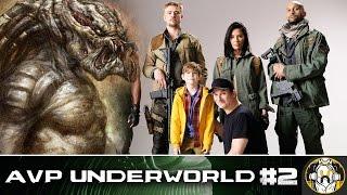 The Predator Discussion & Future of Franchise | AVP Underworld #2