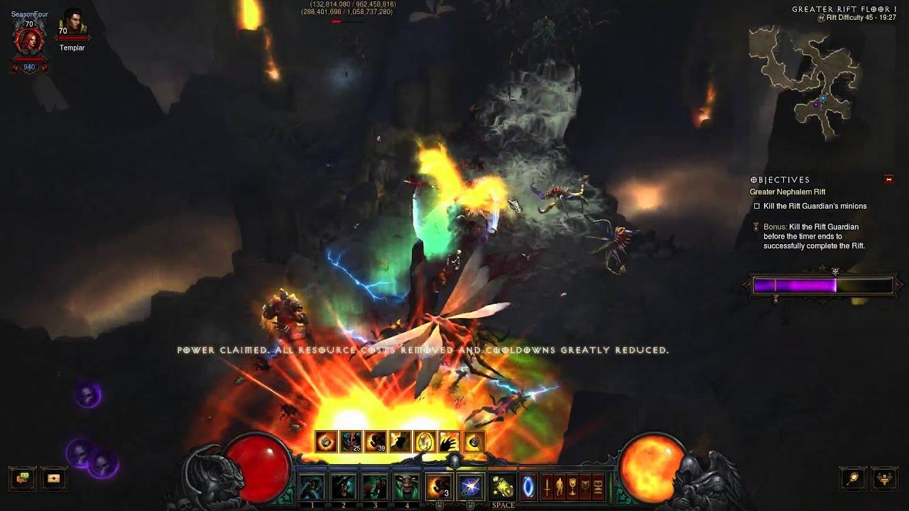 Diablo  Boulder Toss Build