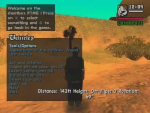 GTA: San Andreas PTMG Edition V2