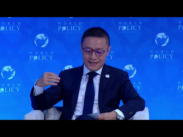 WPC 2019 - Plenary session 2: Sustaining globalization – the Chinese position
