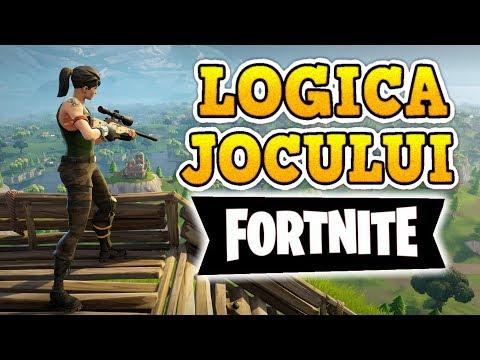 THE LOGIC OF FORTNITE (Parody)