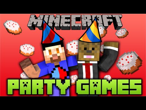 Minecraft Mini-Games: PARTY #8 with The Pack (Minecraft Mini-Game)