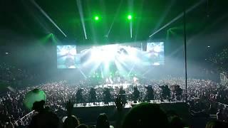 BTS 'FIRE' LIVE (BERLIN 16.10.2018)