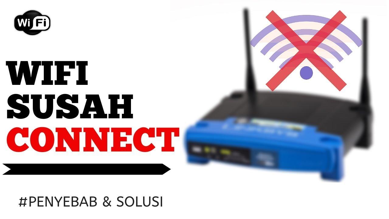 Lacak Penyebab Sinyal Internet Wifi Naik turun Lemah tidak Stabil ...