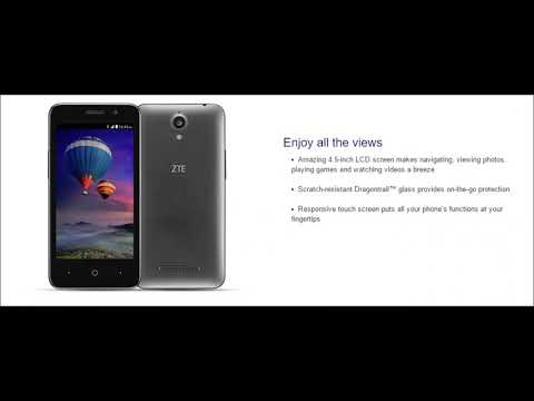 ZTE Obsidian Video clips - PhoneArena