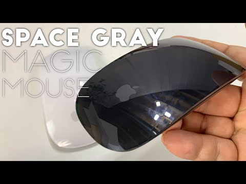 Apple Magic Mouse 2 In Space Gray