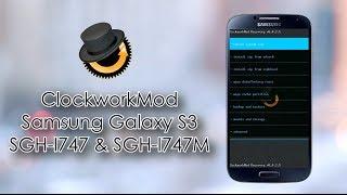Instalar ClockworkMod Recovery - Samsung Galaxy S3 I747-I747M