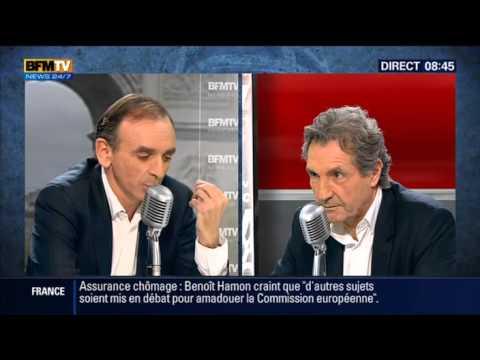 Bourdin Direct : Éric Zemmour - 13/10