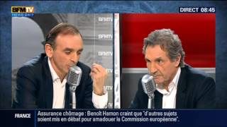 Bourdin Direct : Éric Zemmour - 13/10