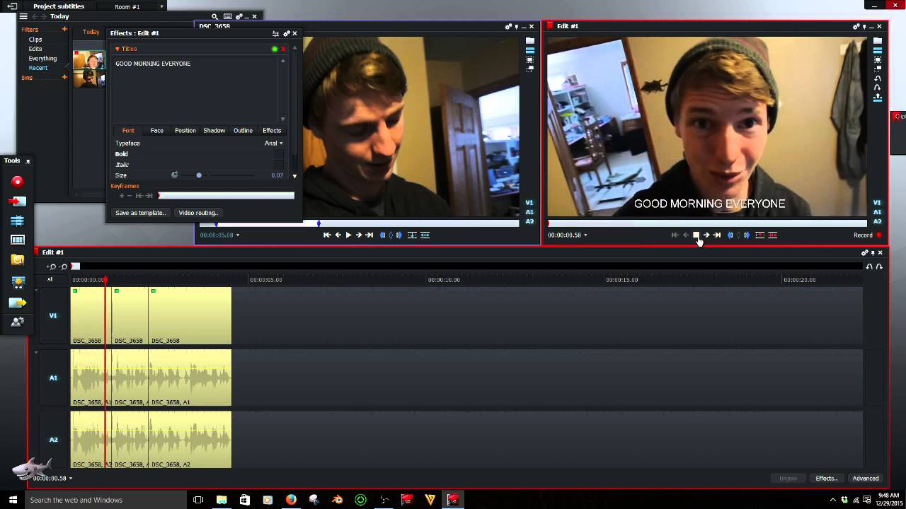 How to add subtitles in lightworks youtube how to add subtitles in lightworks ccuart Images