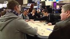 Der deutsche Poker-Star Pius Heinz | Euromaxx