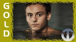 14 year-old Tom Daley on Trans World Sport